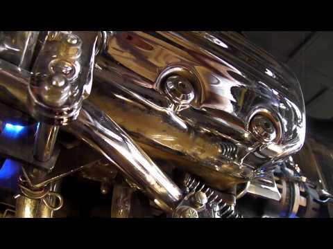BBT fwd controls   brake & shifter mods
