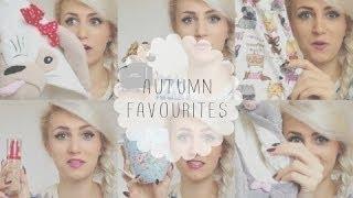 Autumn Favourites 2013
