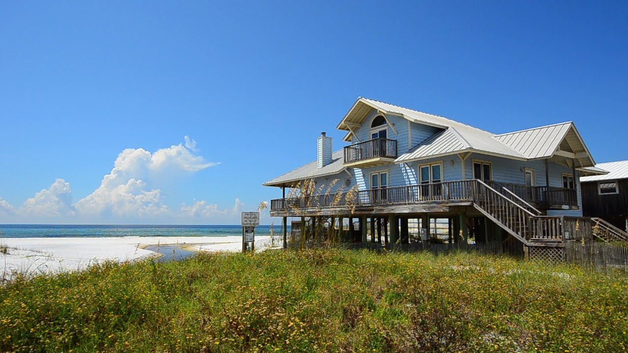 Dune Allen Beach Florida 4br Gulf Front Vacation Al Home