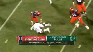 Week 3 Preview: Illinois at South Florida