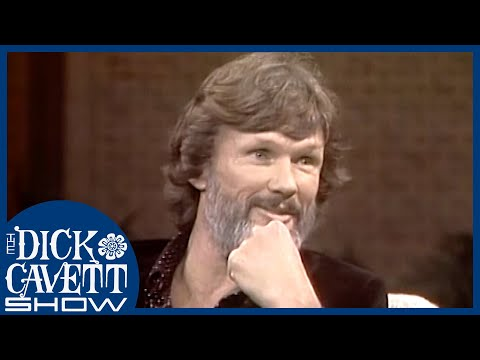 Download Kris Kristofferson on Writing His Own Novel | The Dick Cavett Show