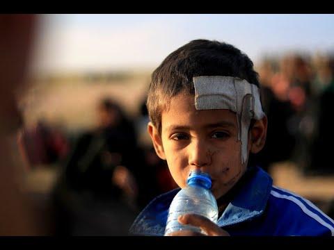 هاربون من الباغوز: الفقر والجوع يضرب داعش  - نشر قبل 2 ساعة