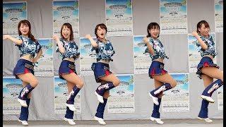 MAKUHARI SUMMER STADIUM 2018 試合前 球場外周特設ステージから M☆Spla...