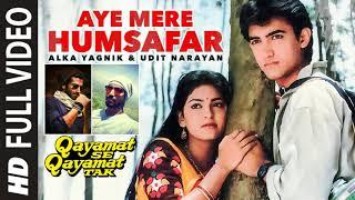 Udit Narayan and Alka Yagnik  Aye Mere Humsafar Cover by VishnuPrasaanth