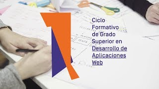Desarrollo de Aplicaciones Web - Ciclo Formativo de Grado Superior