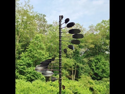 How to Make an Awesome Kinetic Wind Sculpture
