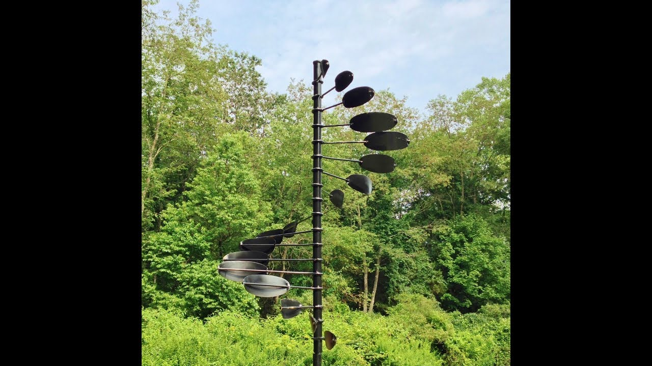 How to make an awesome kinetic wind sculpture youtube how to make an awesome kinetic wind sculpture solutioingenieria Choice Image
