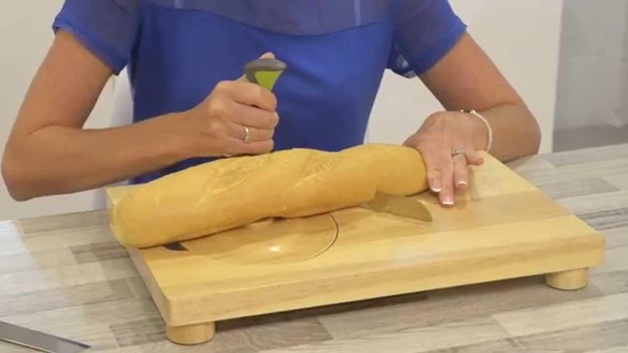 Peta Easi Grip 174 Bread Knife Youtube