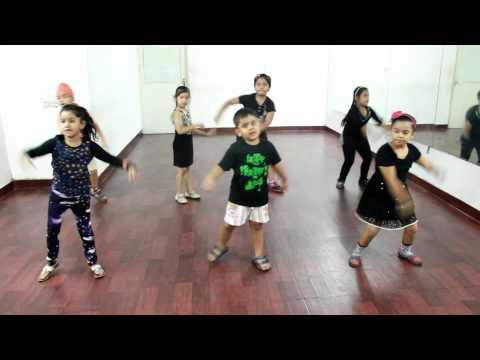 Sardaar Ji - Title Song | Diljit Dosanjh | Kids Bhangra Dance Choreography By Dansation 9888892718