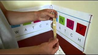 """Обзор эксклюзивных часов """"ретро разноцветный часы"""" от AndyWatch"""