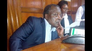 Former Lugari MP Cyrus Jirongo fights for freedom in Sh20m debt case
