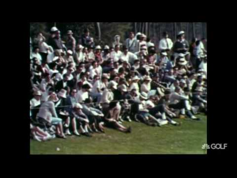 Augusta National 1960 Masters Highlights (Arnold Palmer)