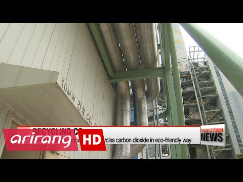 S.Korea develops a process that can recycle CO2