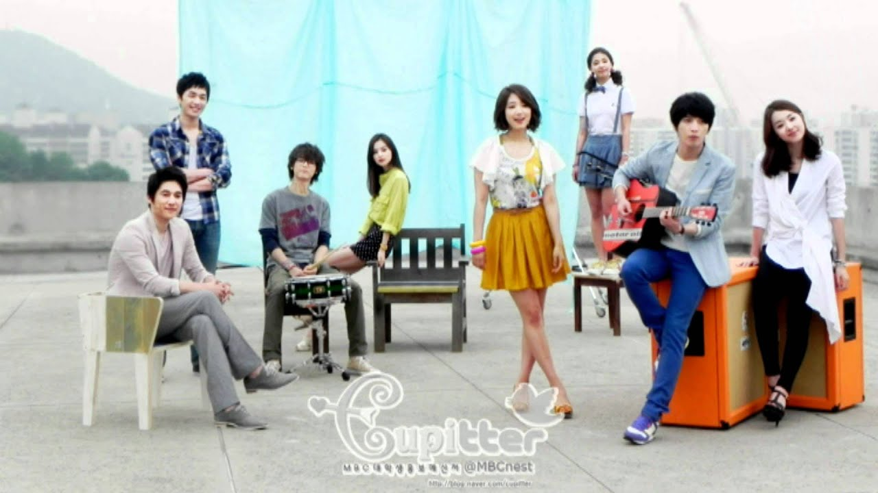 hearstrings ost so give me a smile park shin hye jung yong hwa