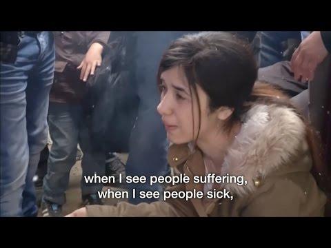Nadia Murad - Human Rights Activist
