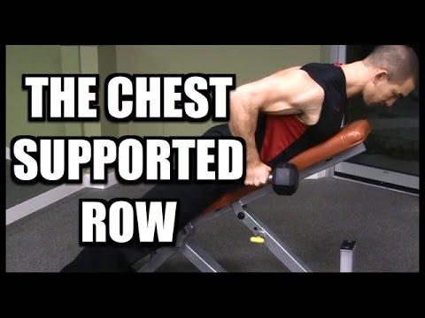 proper row machine form