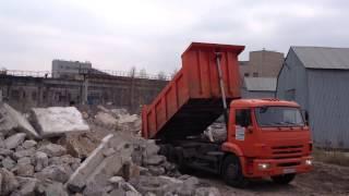 Прием боя бетона И Жби изделий(Прием боя бетона на территории ООО