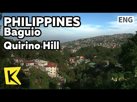 【K】Philippines Travel-Baguio [필리핀 여행-바기오]바기오 도시 전망대, 키리노 언덕/Quirino Hill/Luzon/Observatory/Jeepney