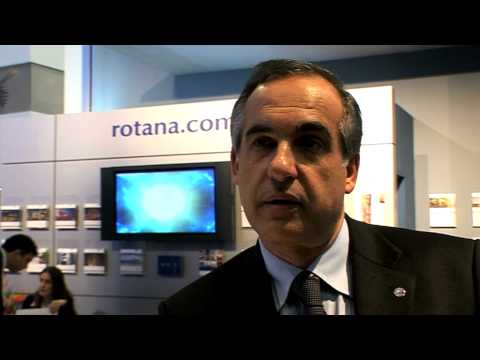 Imad Elias, Exec. VP & COO, Rotana