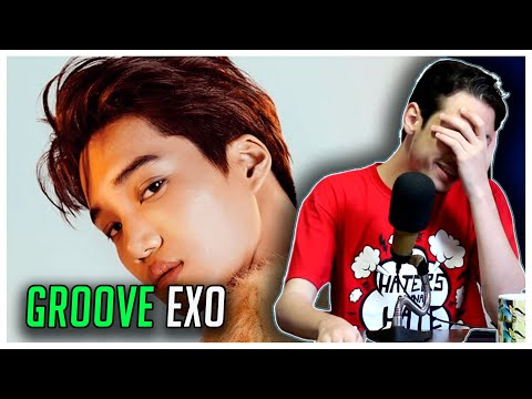 REAGINDO À EXO (엑소) - Groove - Color Coded Lyrics (Han/Rom/Eng)