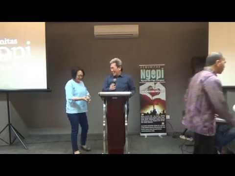 kesaksian Pdt Iwan Sawang