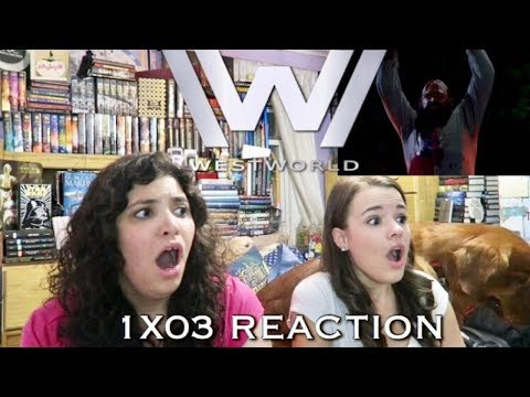 "Thumbnail: WESTWORLD 1X03 "" THE STRAY"" REACTION"