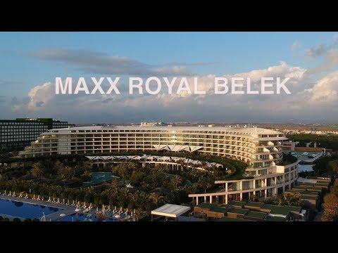 MAXX ROYAL BELEK Турция Отдых 5 Звезд! Лучший Отель Турции Все включено. На Море с Детьми и без 2018