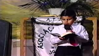 joyabaj 2012 el niño predicador parte 1