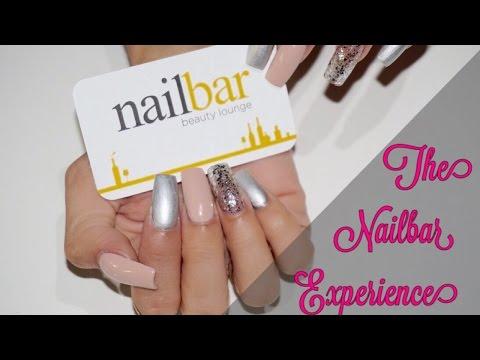 The Nailbar Beauty Lounge Experience | Yanira Giselle | Birthday gift