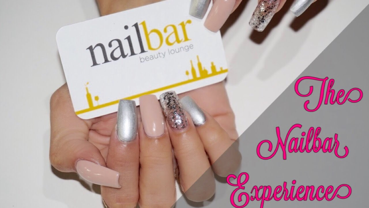 The Nailbar Beauty Lounge Experience | Yanira Giselle | Birthday gift