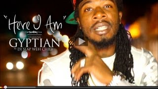 "GYPTIAN ""HERE I AM"" (OFFICIAL MUSIC VIDEO) HD 2013"
