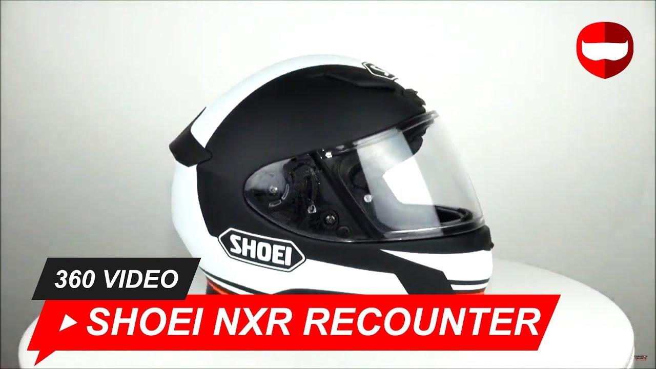 Shoei NXR Recounter TC-5 - ChampionHelmets com - YouTube 8e3f97d24def4