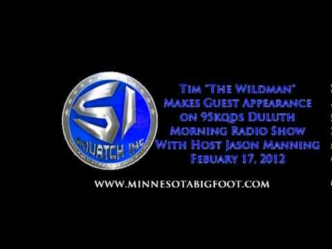 Tim on 95kqds Duluth Morning  Radio