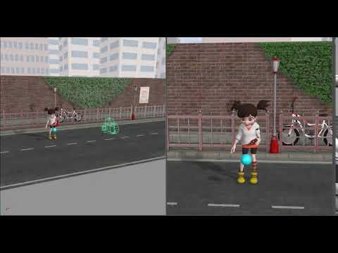 ゼロから始めるMAYAアニメーション 第6回:カメラワーク T.U(トラックアップ)
