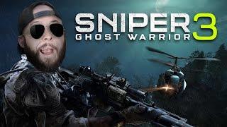 SHOT IN THE DARK - Sniper Ghost Warrior 3 Gameplay