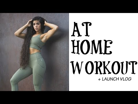 THE BEST AT HOME WORKOUT  MERCH UPDATE