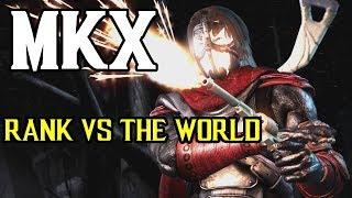 MKX - Rank VS The World - Guns & Swords thumbnail
