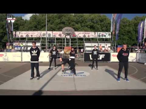 Ghetto Dance Academy  | Ghetto Dance Crew Challenge 2014