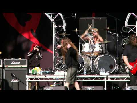 Obituary - Inked in Blood - Bloodstock 2014