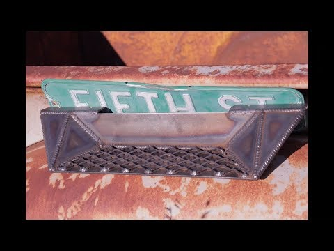 DIY Metal Fabrication (Truck Step/Rock Slider 2)
