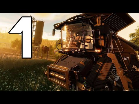 FARMING SIMULATOR 19 PLATINUM EDITION - SERIE RAVENPORT - GAMEPLAY ITA #1 |