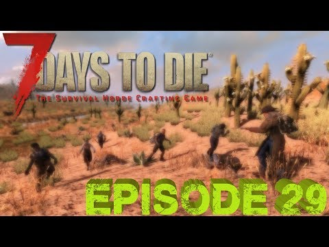 7 DAYS TO DIE - Épisode 29 - Ma bécane - Let's Play - [HD][FR][PC]