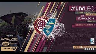 Livorno - Lecce // 3-1 // Supercoppa Serie C 2017-18
