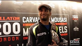 Bellator 200: Gegard Mousasi Interested In Rory MacDonald Or King Mo, May Retire After Four Fights