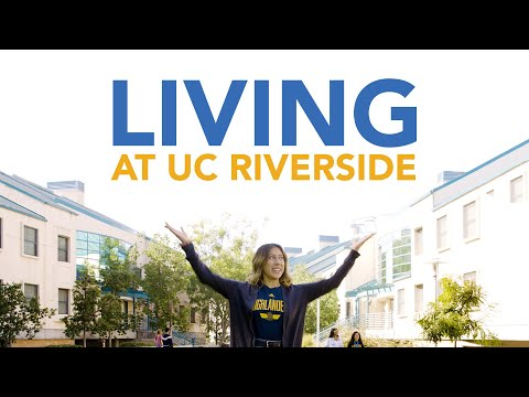 UC Riverside Housing Tour