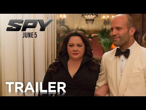 Spy - Official Trailer 2