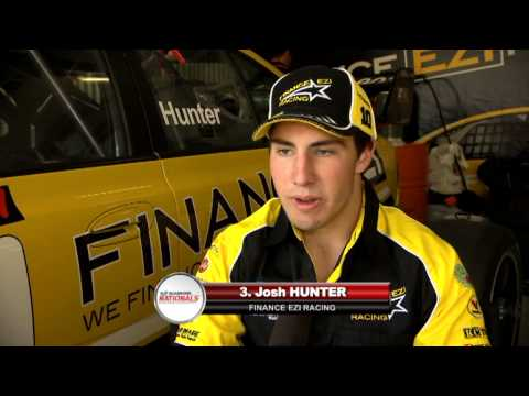 Introducing Josh Hunter to Finance Ezi Racing