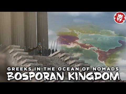Bosporan Kingdom - Longest Surviving Ancient Greek State