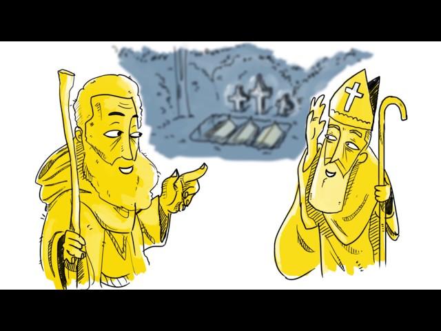 Historia del Camino de Santiago (1 de 4)   El Camino con Correos