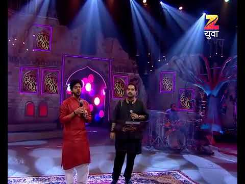 Aruni Kirani Katyar Kaljaat Ghusali - Performance  By Mahesh kale & Shankar mahadevn......